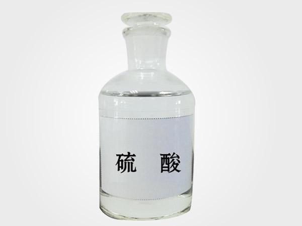 Sulfuric acid p